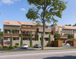 Achat / Vente appartement neuf Peynier au coeur du village (13790) - Réf. 2882