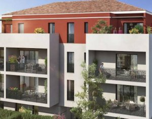 Achat / Vente appartement neuf Plan-de-Cuques proche écoles et commodités (13380) - Réf. 4104