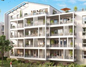 Achat / Vente appartement neuf Roquevaire, au pied des collines du massif de l'Etoile (13360) - Réf. 1736