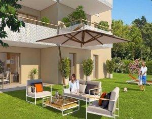 Achat / Vente appartement neuf Rousset en cœur de ville (13790) - Réf. 877