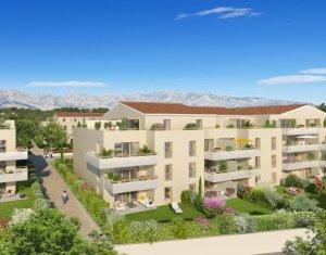 Achat / Vente appartement neuf Rousset proche centre (13790) - Réf. 2733