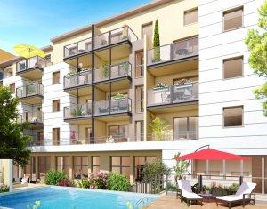 Achat / Vente appartement neuf Salon-de-Provence centre-ville proche commerces (13300) - Réf. 1951