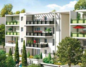 Achat / Vente appartement neuf Salon-de-Provence quartier résidentiel (13300) - Réf. 1473