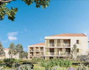 Achat / Vente appartement neuf Venelles à proximité immédiate du centre du village (13770) - Réf. 5077