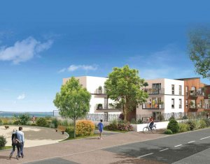 Achat / Vente appartement neuf Vitrolles proche des Salins du Lion (13127) - Réf. 816