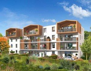 Achat / Vente appartement neuf Vitrolles quartier Nouvelle Rive (13127) - Réf. 2435