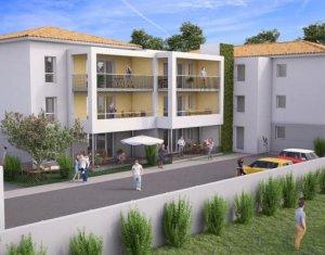 Achat / Vente appartement neuf Vitrolles secteur de la Plaine (13127) - Réf. 2764