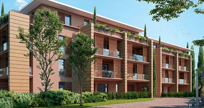 Achat / Vente appartement neuf Aix-en-Provence à 10 min du centre-ville (13090) - Réf. 2356