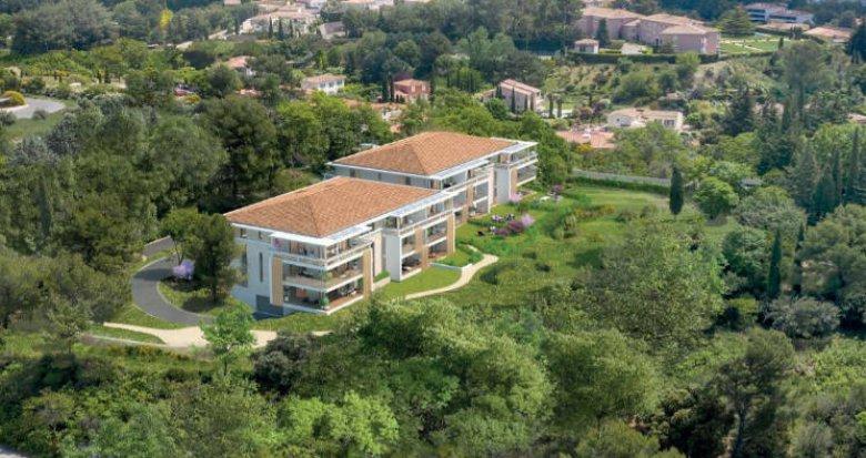 Achat / Vente appartement neuf Aix-en-Provence à 10 minutes du centre (13090) - Réf. 4703