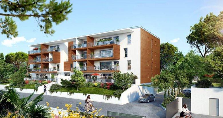 Achat / Vente appartement neuf Aix-en-Provence à deux pas des commerces (13090) - Réf. 1729