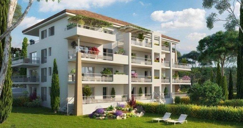 Achat / Vente appartement neuf Aix-en-Provence à deux pas du centre (13090) - Réf. 2020
