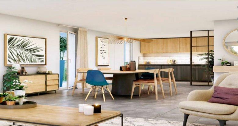 Achat / Vente appartement neuf Aix-en-Provence au cœur du quartier Saint-Anne (13090) - Réf. 4969
