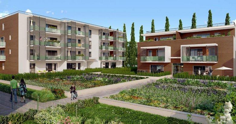 Achat / Vente appartement neuf Aix-en-Provence au sein du Domaine de la Parade (13090) - Réf. 1214