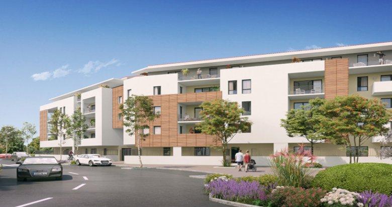 Achat / Vente appartement neuf Aix-en-Provence coeur secteur Saint-Anne (13090) - Réf. 2812
