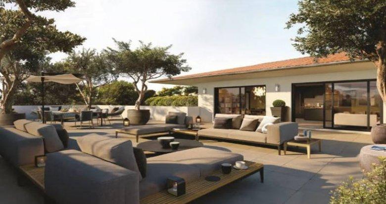 Achat / Vente appartement neuf Aix-en-Provence Le Pigonnet  10min à pied du centre (13090) - Réf. 4470