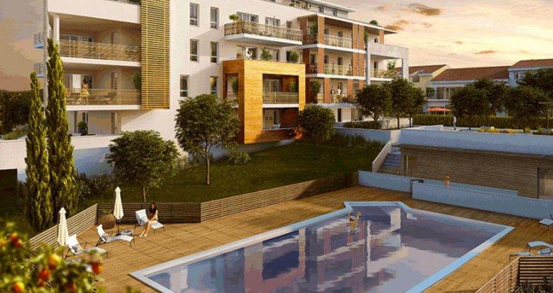 Achat / Vente appartement neuf Aix-en-Provence Nord-Ouest (13090) - Réf. 408