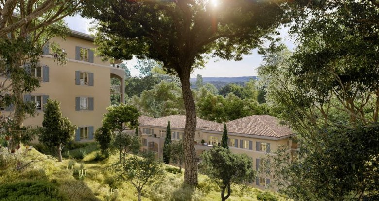 Achat / Vente appartement neuf Aix-en-Provence Pont de l'Arc (13090) - Réf. 6070