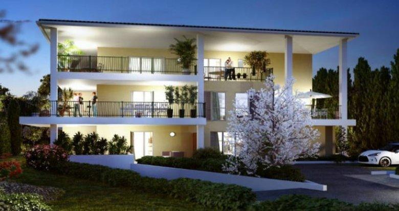 Achat / Vente appartement neuf Aix-en-Provence proche centre-ville (13090) - Réf. 4576