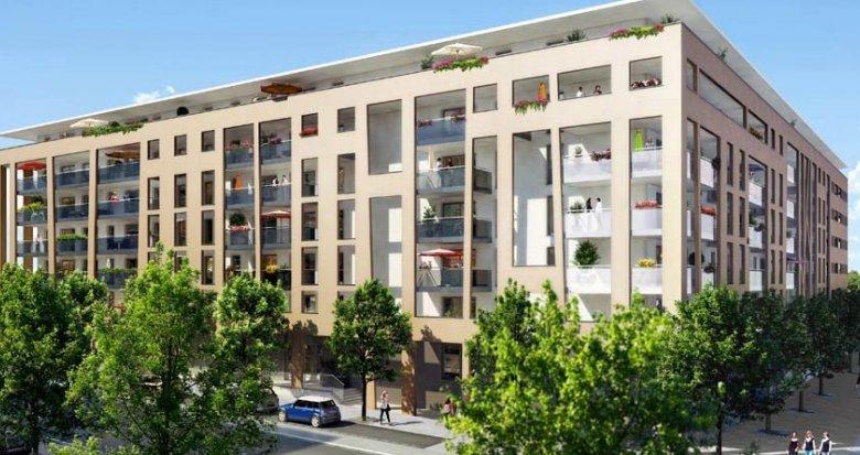 Achat / Vente appartement neuf Aix-en-Provence proche Cours Mirabeau (13090) - Réf. 1724