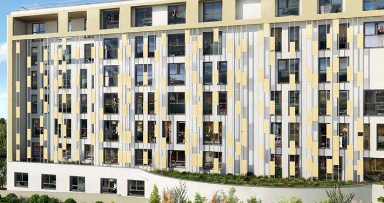 Achat / Vente appartement neuf Aix-en-Provence proche facultés (13090) - Réf. 471
