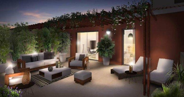 Achat / Vente appartement neuf Aix-en-Provence quartier Beauregard (13090) - Réf. 4477