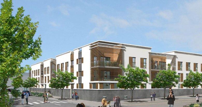Achat / Vente appartement neuf Aix-en-Provence ZAC de la Duranne (13090) - Réf. 549