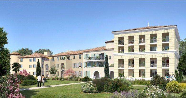 Achat / Vente appartement neuf Allauch Les Tourres (13190) - Réf. 1016