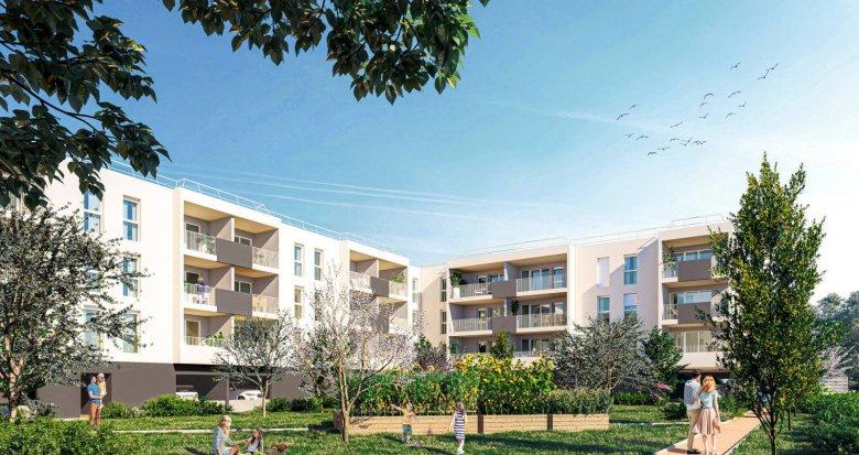 Achat / Vente appartement neuf Arles, à 350 mètres du centre (13200) - Réf. 6223