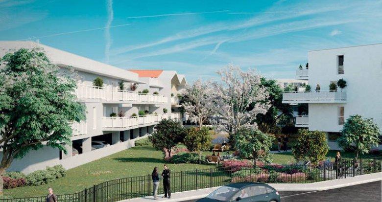 Achat / Vente appartement neuf Arles cœur quartier Trebon (13200) - Réf. 4900