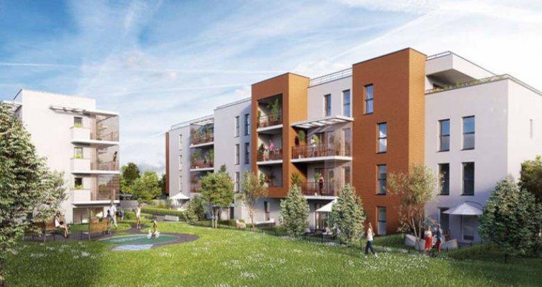 Achat / Vente appartement neuf Aubagne proche écoles (13400) - Réf. 3219