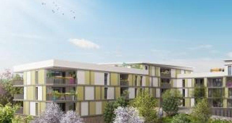 Achat / Vente appartement neuf Aubagne proche gare (13400) - Réf. 1704