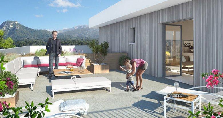 Achat / Vente appartement neuf Aubagne quartier Rousselot (13400) - Réf. 974