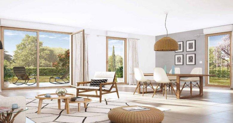 Achat / Vente appartement neuf Châteauneuf-le-Rouge secteur de la Gavotte (13790) - Réf. 5419