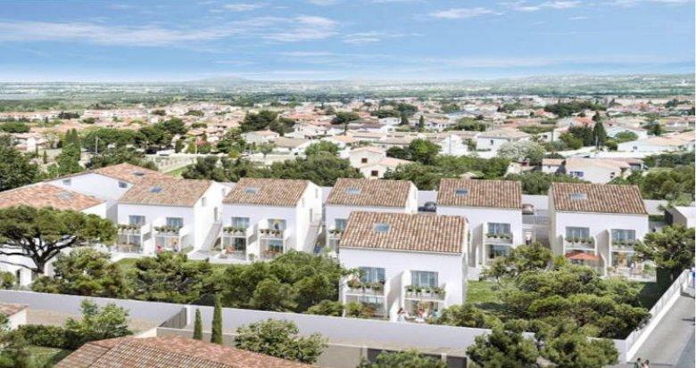 Achat / Vente appartement neuf Châteauneuf-les-Martigues au cœur secteur (13220) - Réf. 3843