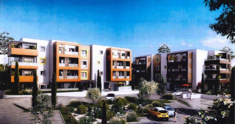 Achat / Vente appartement neuf Exclusivité à Marseille 13e Château Gombert (13013) - Réf. 355