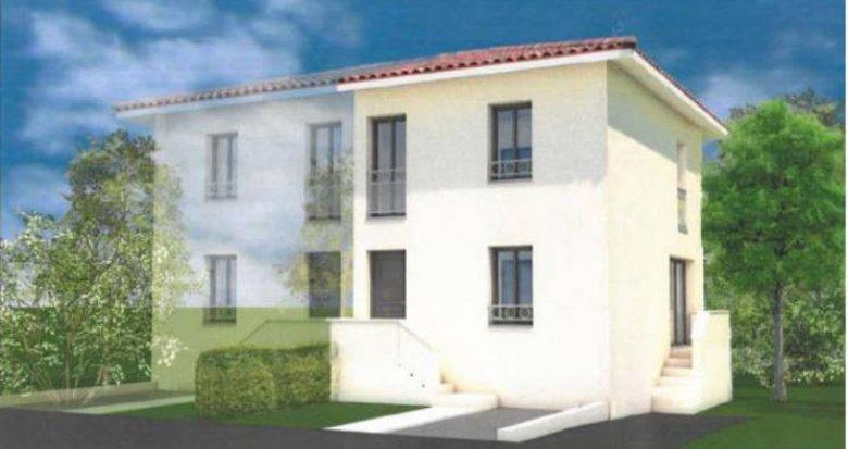 Achat / Vente appartement neuf Gardanne au cœur de l'ancien secteur des cadres de la Mine (13120) - Réf. 3349