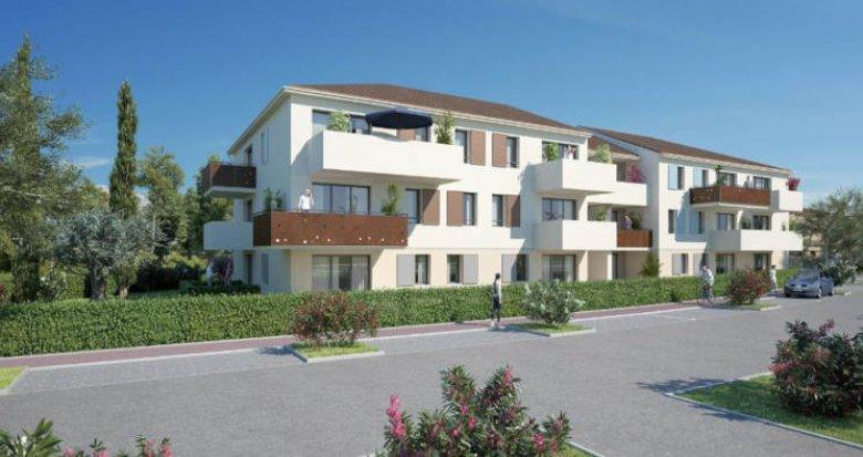 Achat / Vente appartement neuf Grans proche centre (13450) - Réf. 2931