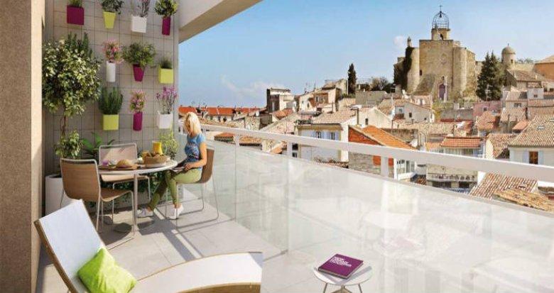 Achat / Vente appartement neuf Istres centre (13800) - Réf. 3257