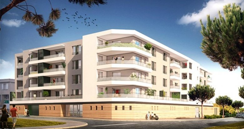 Achat / Vente appartement neuf Istres proche centre (13800) - Réf. 547