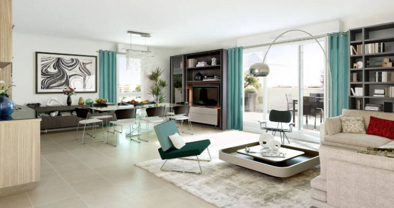 Achat / Vente appartement neuf Istres proche centre-ville et commerces (13800) - Réf. 5850