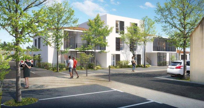 Achat / Vente appartement neuf Istres proche commerces et centre-ville (13800) - Réf. 6239