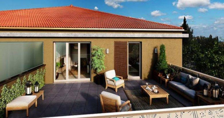 Achat / Vente appartement neuf Istres proche école La Clef Des Champs (13800) - Réf. 3608