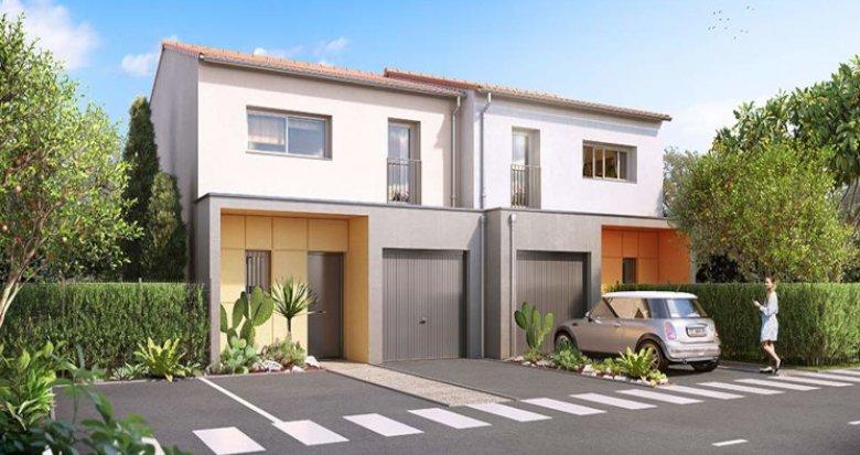 Achat / Vente appartement neuf Istres quartier de la Trigance (13800) - Réf. 5690