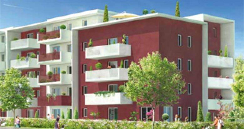 Achat / Vente appartement neuf Istres quartier Stade Bardin (13800) - Réf. 635