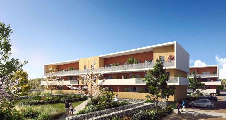 Achat / Vente appartement neuf Istres quartier Trigance (13800) - Réf. 1994