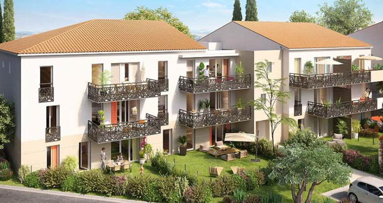 Achat / Vente appartement neuf Istres quartier Trigance (13800) - Réf. 728