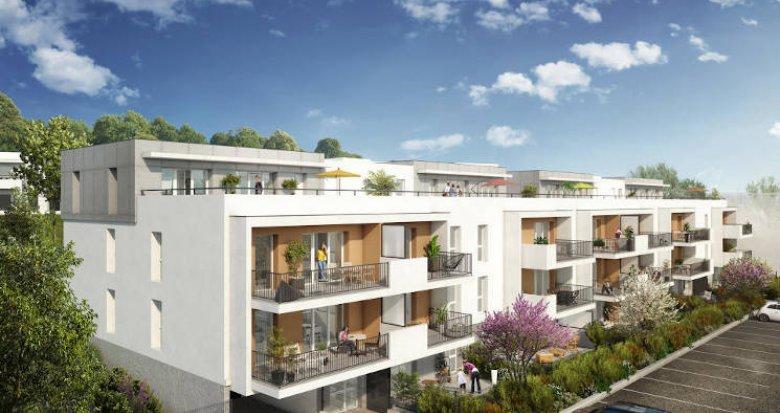 Achat / Vente appartement neuf La Bouilladisse proche écoles (13720) - Réf. 3920