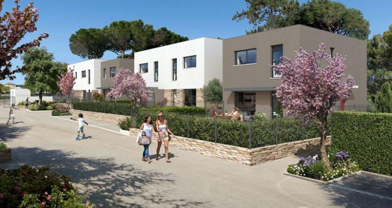 Achat / Vente appartement neuf La Ciotat proche Calanques de Figuerolles (13600) - Réf. 2112