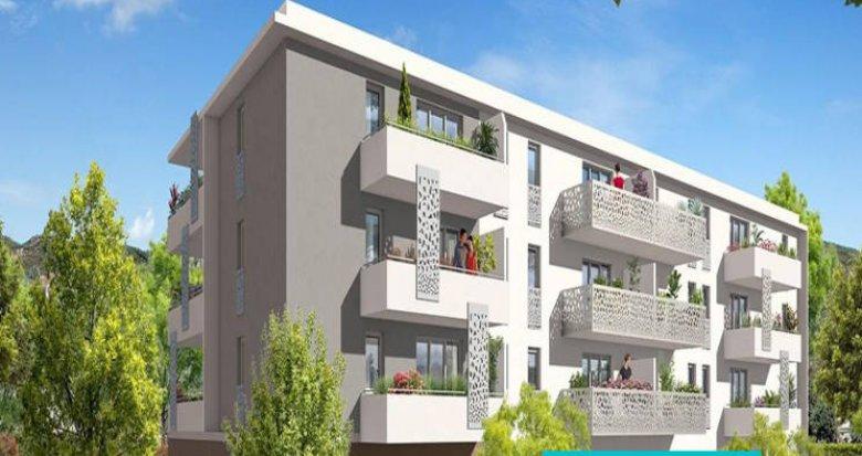 Achat / Vente appartement neuf La Ciotat proche école élémentaire l'Abeille (13600) - Réf. 3968