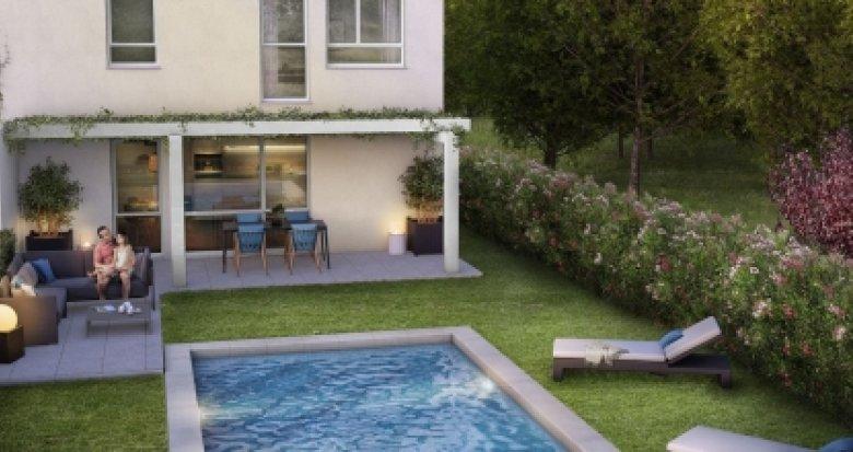 Achat / Vente appartement neuf La Ciotat quartier Le Garoutier (13600) - Réf. 3933